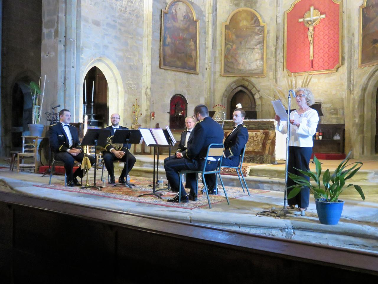 Concert Eglise Saint Michel