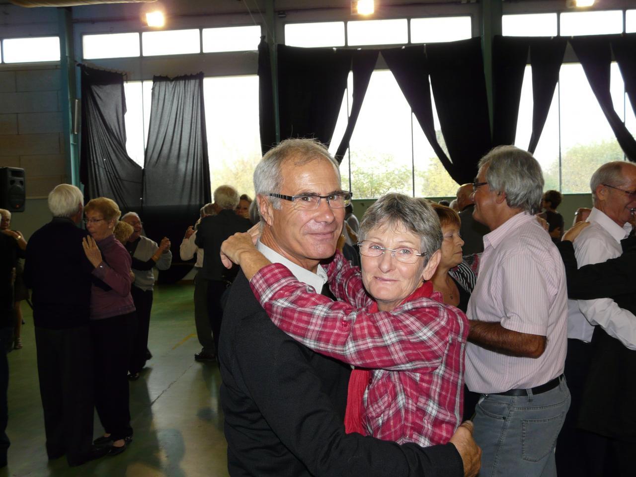 2011...Repas dansant.