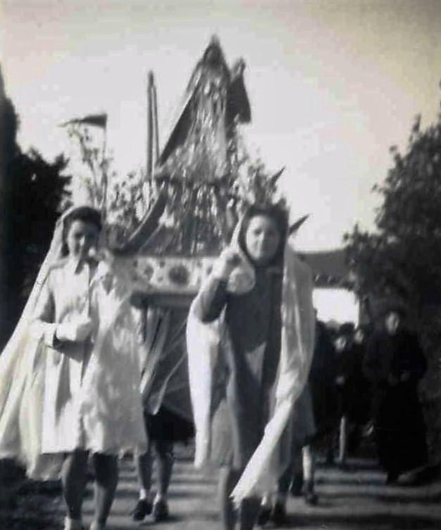 1944... Notre Dame de Boulogne